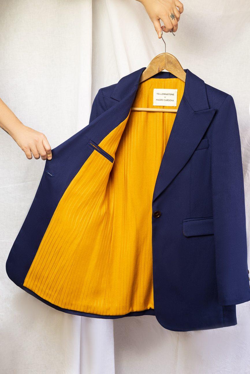 yellow&stone + magro cardona blazer 3