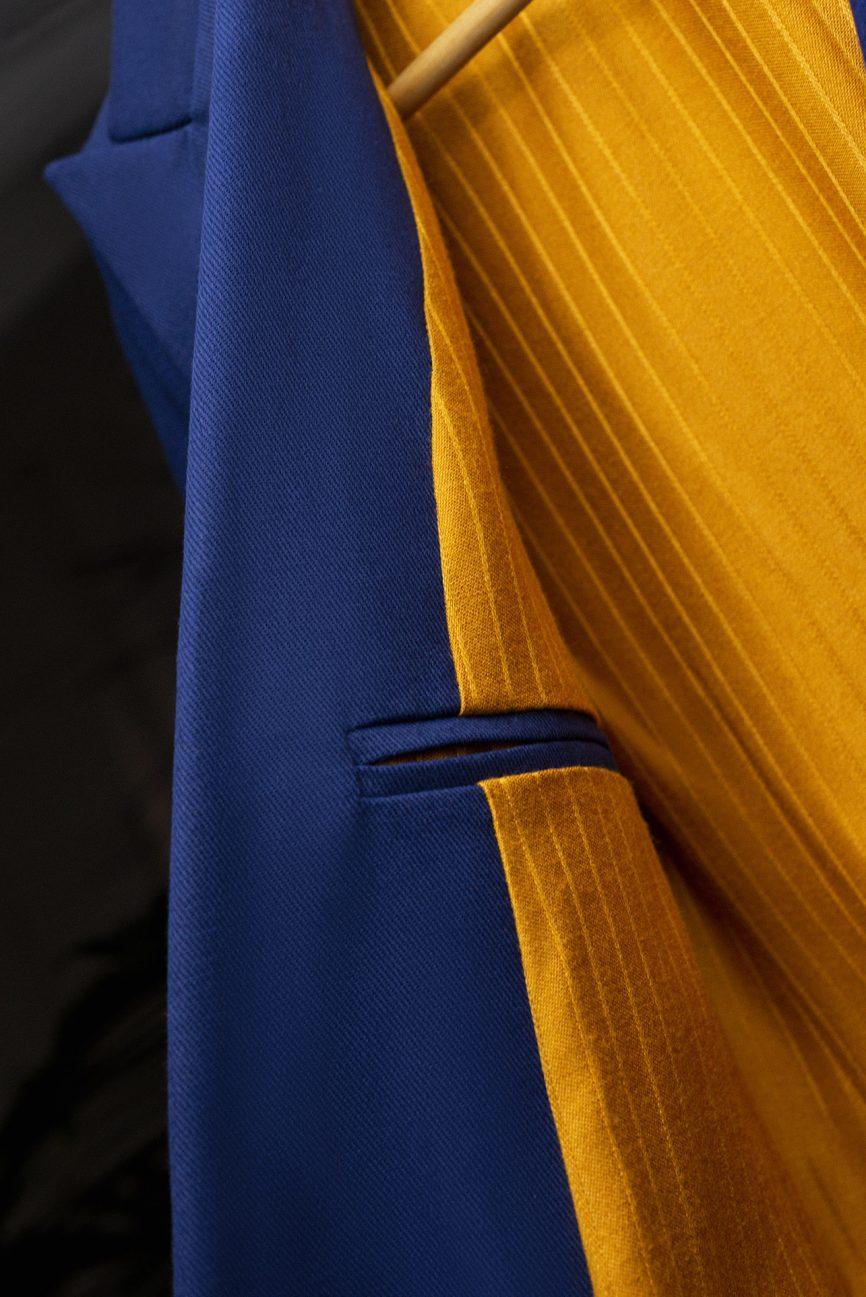 yellow&stone + magro cardona blazer 7